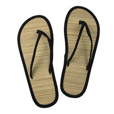 40eab70b6617 Bamboo Sandal Flip-Flop BZ-TBC01 – Amore Home-Japanese Decor