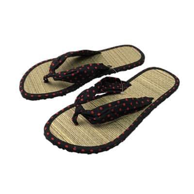 12556fd3a849 Bamboo Sandal Flip-Flop BZ-TBR – Amore Home-Japanese Decor